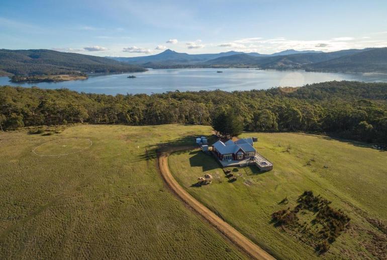 Cape House at The Peninsula, Dover, Tasmania