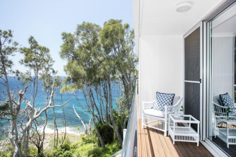 Luxury Suite, Bannisters by the Sea, Mollymook Beach, South Coast, NSW