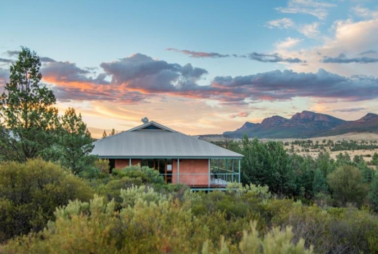 Rawnsley Park Station Eco-Villas, Wilpena, Flinders Ranges