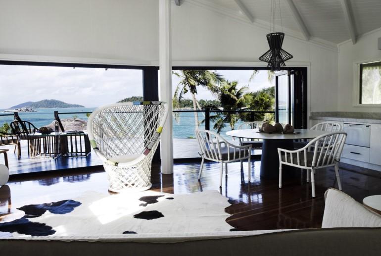 Bedarra Island Villa, Queensland