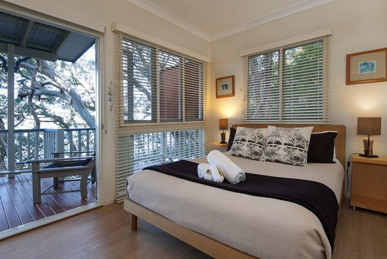 "Cottage ""Gentle Jane"", Eumarella Shores Noosa Lake Retreat, Sunshine Coast"