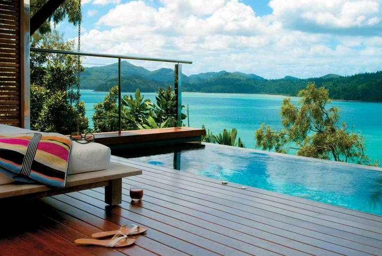Windward Pavilion, Qualia, Hamilton Island, Whitsundays, Queensland