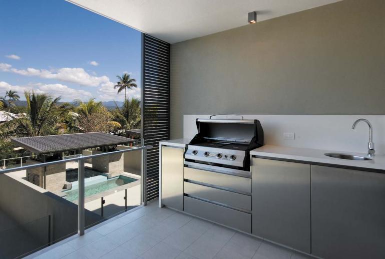 Terrace Apartment, Coconut Grove Apartments, Port Douglas