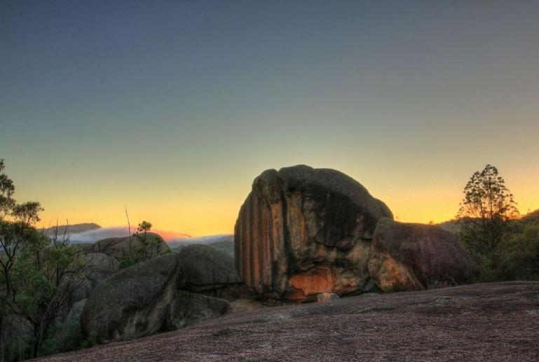 Girraween Environmental Lodge, The Granite Belt, Queensland