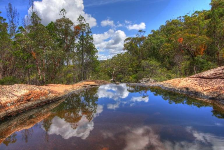 Girraween Environmental Lodge, The Granite Belt, Queensland