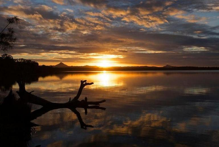 Lake Weyba, Sunshine Coast
