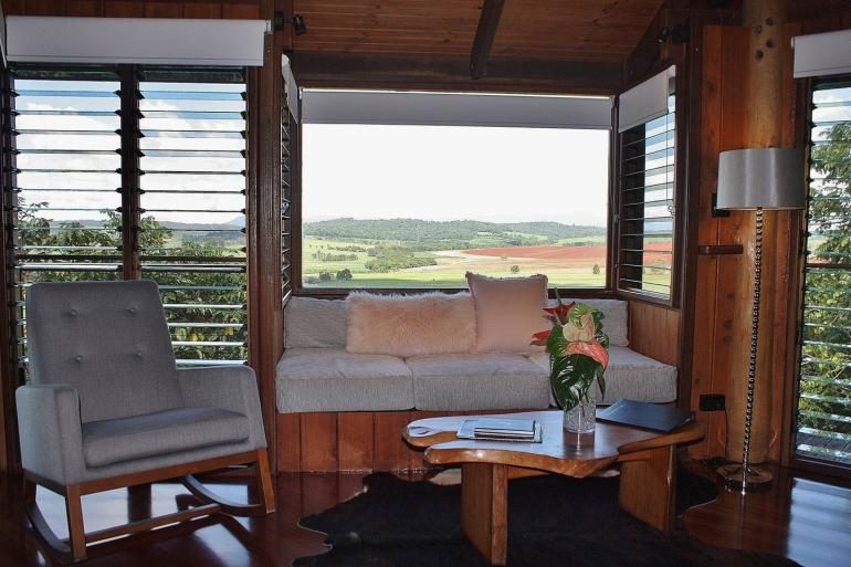 Mt Quincan Crater Retreat, Atherton Tablelands