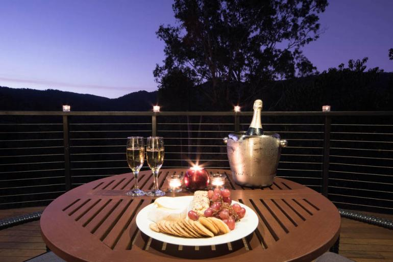 Acacia Lodge, Seclude Rainforest Retreat, Palm Grove, Whitsundays