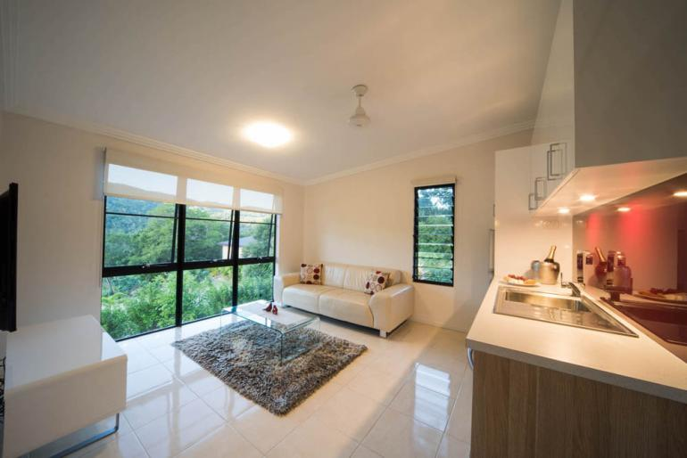 Hillside Haven, Seclude Rainforest Retreat, Palm Grove, Whitsundays