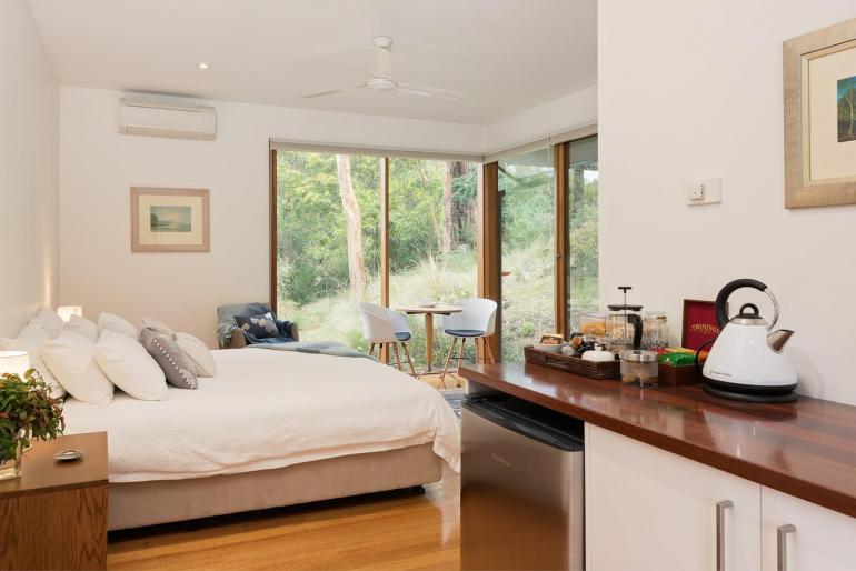 The Billabong, Cladich Pavilions, Adelaide Hills, South Australia