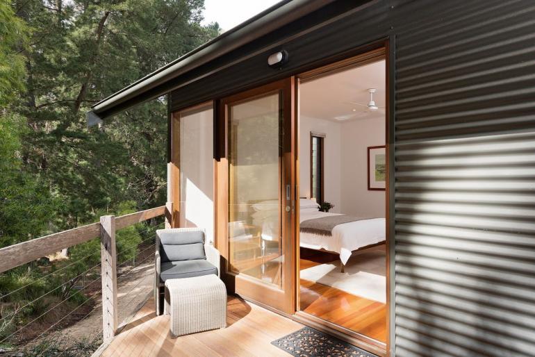 The Gums, Cladich Pavilions, Adelaide Hills, South Australia