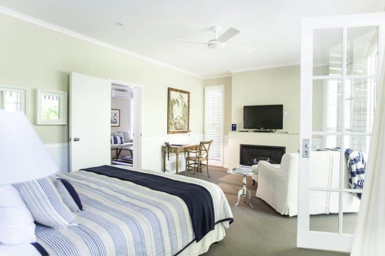 King Suite, Bells at Killcare Boutique Hotel, Restaurant & Spa, North Coast, NSW