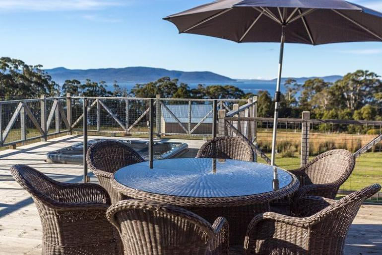 Cape House at The Peninsula, Dover, Tasmania