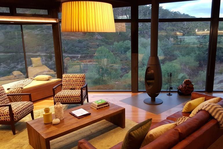 Clifftop at Hepburn: Serenity, Hepburn Springs, Victoria