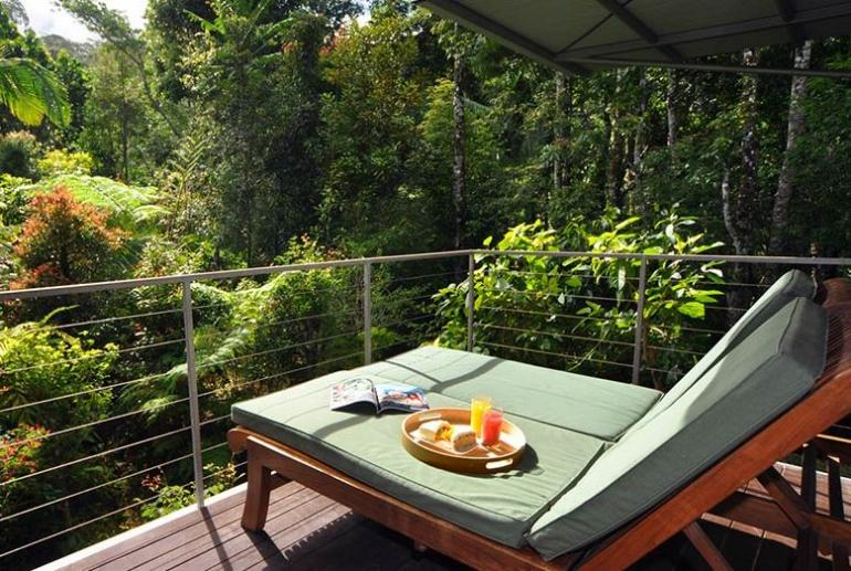 Glass Terrace Bungalow, Crystal Creek Rainforest Retreat, Tweed Valley, New South Wales