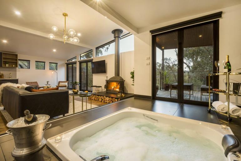 Kudos Water, Kudos Villas and Retreats, Hepburn Springs