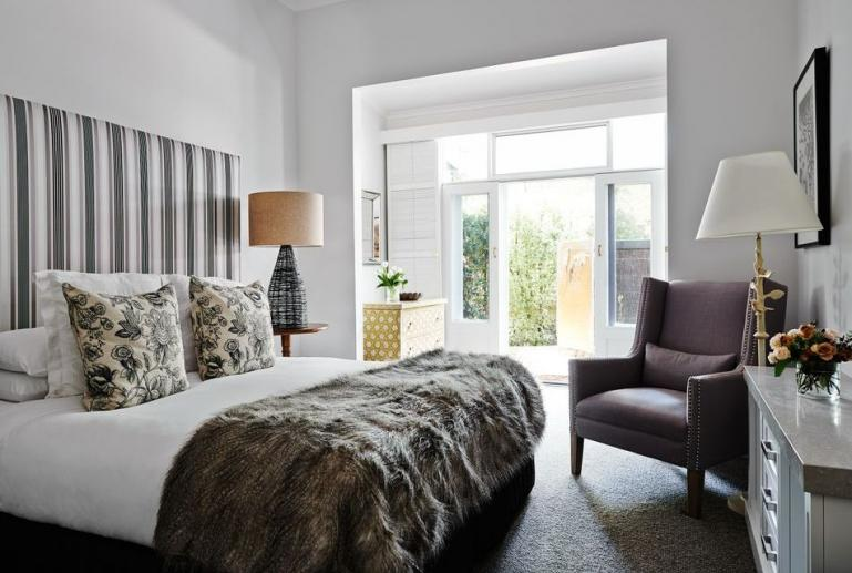 Lodge Suite, Lake House, Daylesford