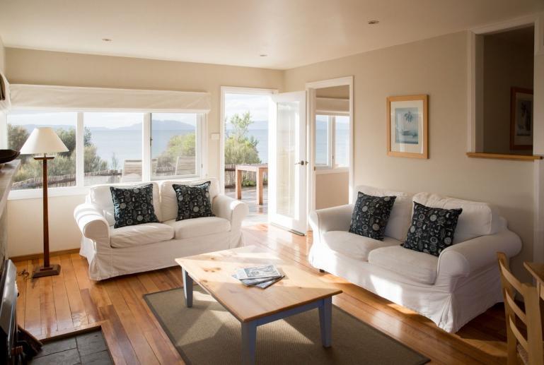 Seaview Spa Cottage, Piermont Retreat, Swansea, East Coast, Tasmania