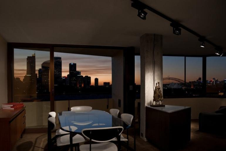 Potts Point View, Sydney, NSW