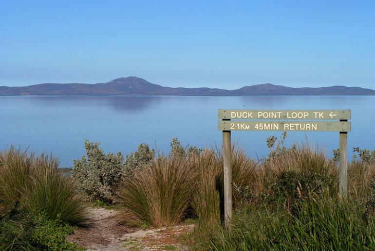 Duck Point Loop Track, Wilsons Promontory