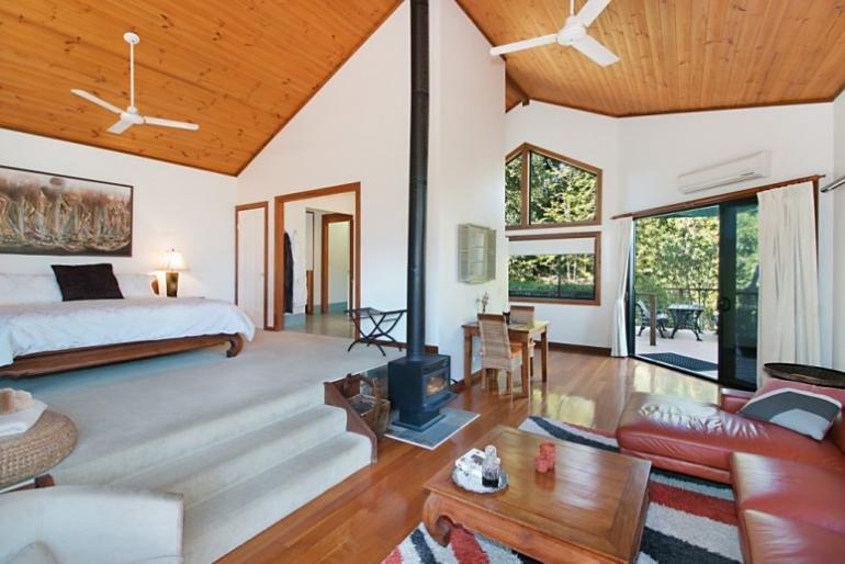 The Pinnacle, Limpinwood Lodge, Tweed Valley, NSW