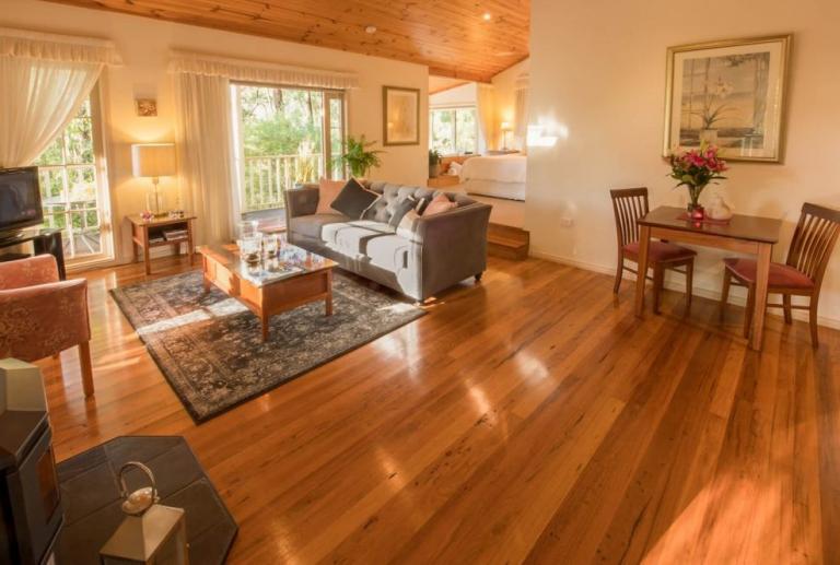 Dreamwood Cottage, Myers Creek Cascades, Healesville, Yarra Valley