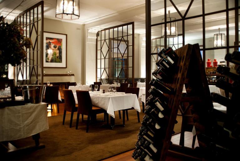 The Argus Dining Room, Peppers Mineral Springs Retreat, Hepburn Springs, Victoria