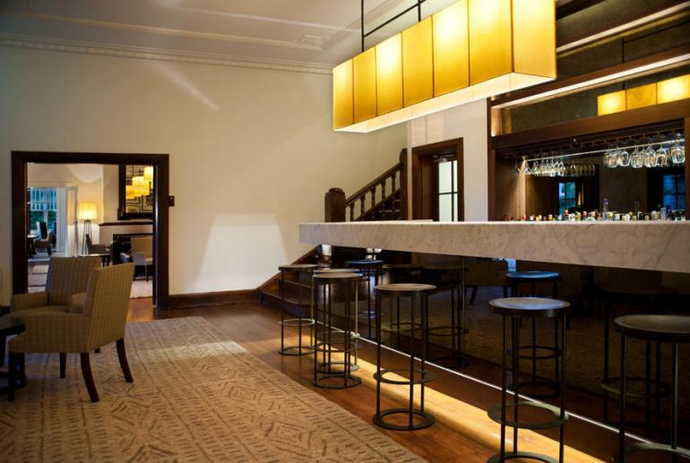 Tipperary Bar and Lounge, Peppers Mineral Springs Retreat, Hepburn Springs, Victoria