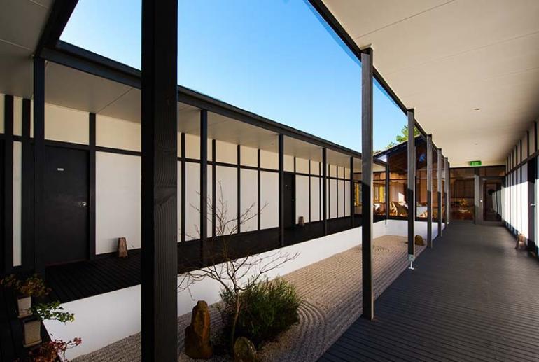 Shizuka Ryokan, Hepburn Springs, Victoria