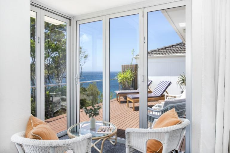 Terrace Suite, Bannisters by the Sea, Mollymook Beach, South Coast, NSW