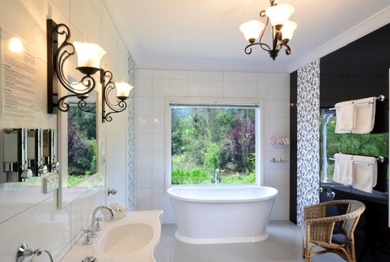 Billabong Spa Cottage, Crystal Creek Meadows, Kangaroo Valley, NSW