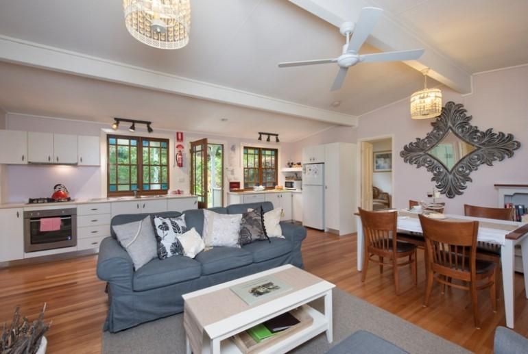 Fleur Farm Cottage, Crystal Creek Meadows, Kangaroo Valley, NSW