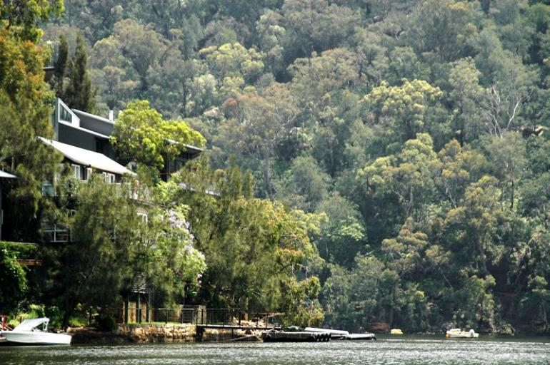 Calabash Bay Lodge, Berowra Waters, Hawkesbury River, NSW