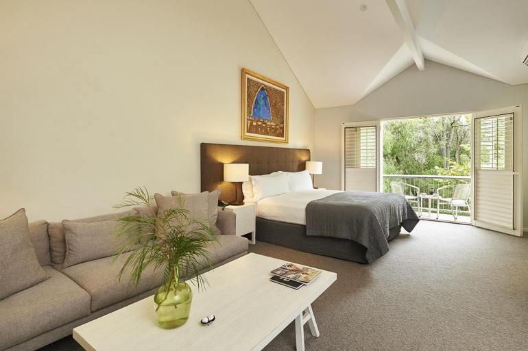 Garden Deluxe Room, Cape Lodge, Yallingup, Margaret River