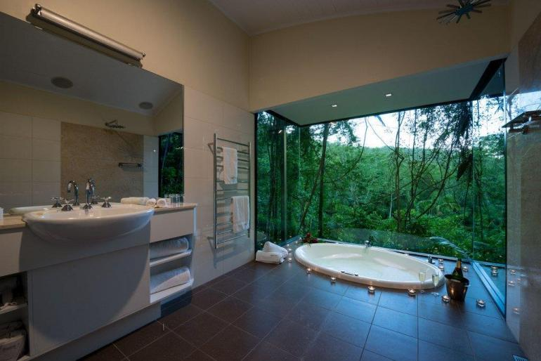 Rainforest Canopy Bungalow, Crystal Creek Rainforest Retreat, Tweed Valley, New South Wales