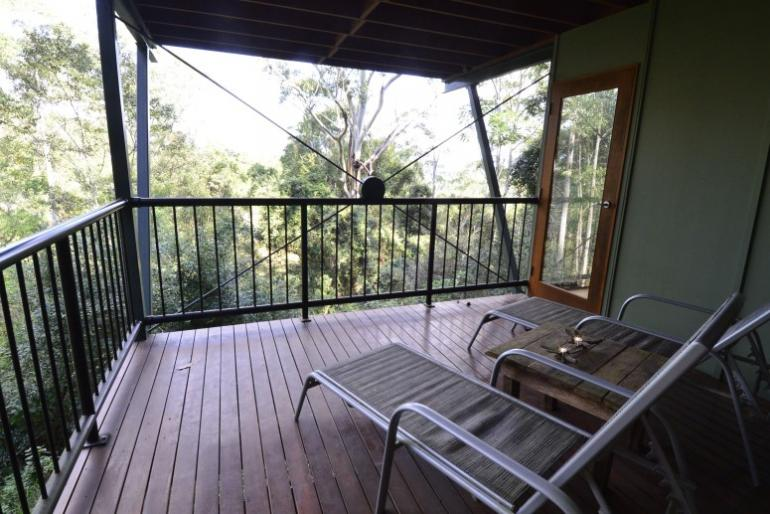 Forest Chalet, EcOasis Resort, Tweed Hinterland, NSW