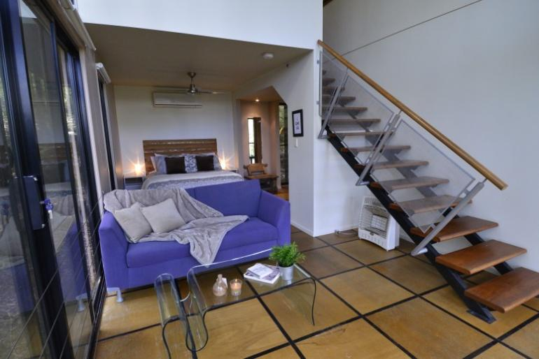 Forest Chalet, EcOasis Resort, Tweed Hinterland, NSW