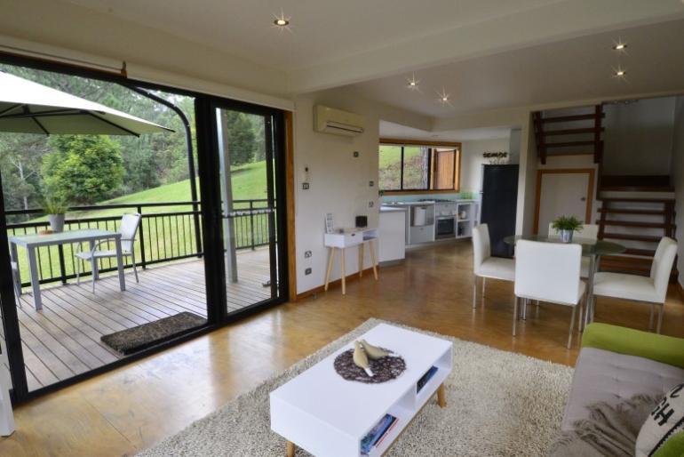 Sunrise Chalet, EcOasis Resort, Tweed Hinterland, NSW