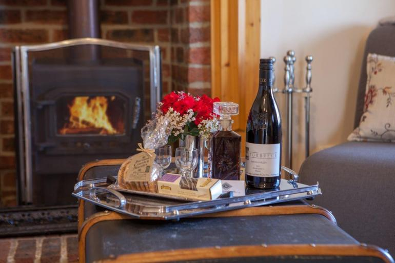 Complimentary inclusions, Stonewell Cottages