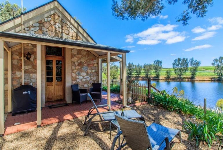 Cupid's Cottage, Stonewell Cottages, Barossa Valley