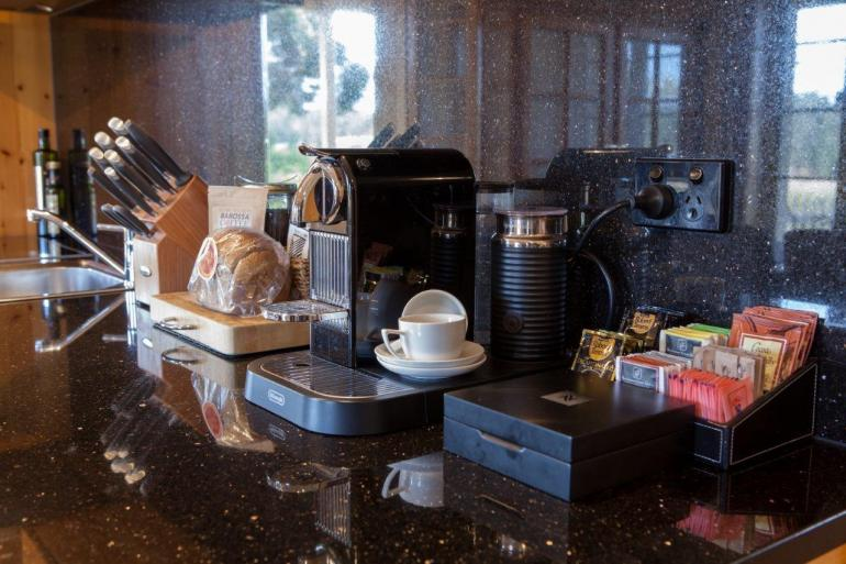 Nespresso coffee provided, Stonewell Cottages