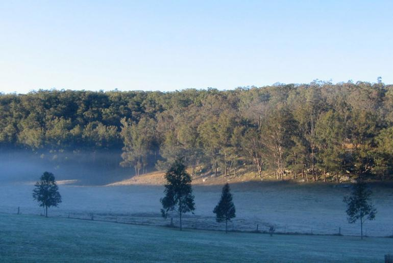 Mystwood Retreat, Wollombi, Hunter Valley, NSW